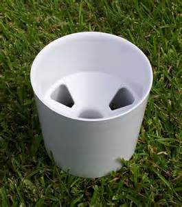 Putting Cup Aluminum 4 Inch Greenland Turf
